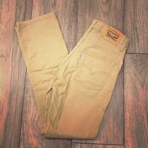 Boys 511 Slim Pants Size 14 Reg